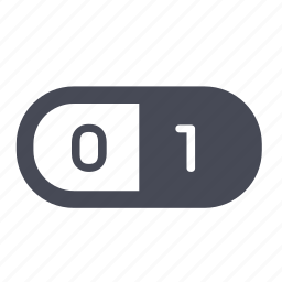 off, on, power, switch icon