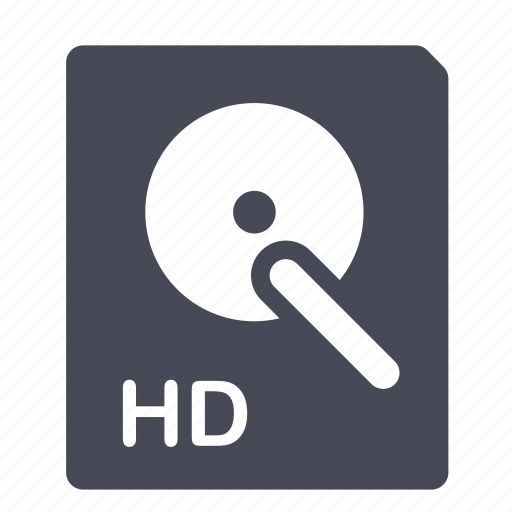 Disk, drive, hard, network icon - Download on Iconfinder