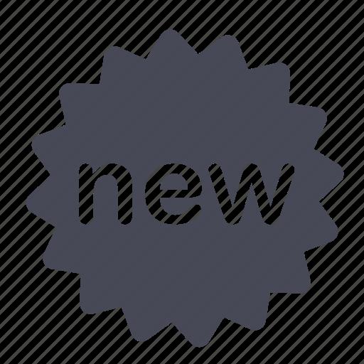 badge, new icon