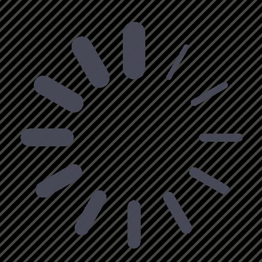 loader, loading, progress, wait icon