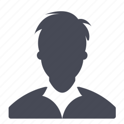 avatar, contact, man, people, person, profile, user icon