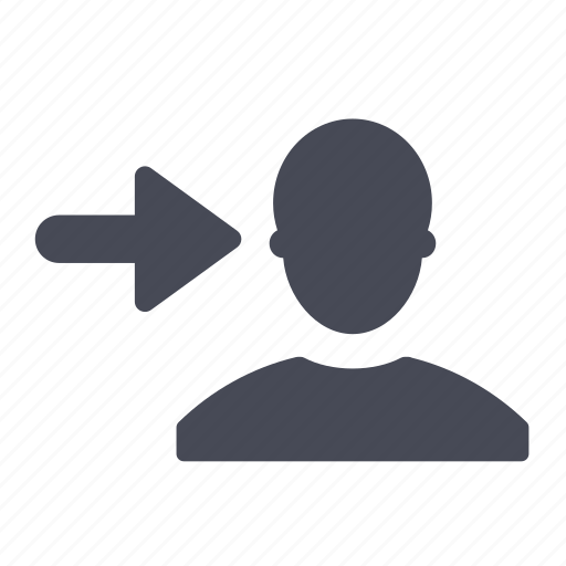 add, male, man, user icon