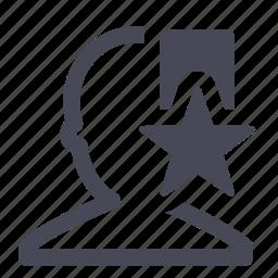 award, male, man, user icon