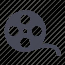 film, movie, movies, music, play icon