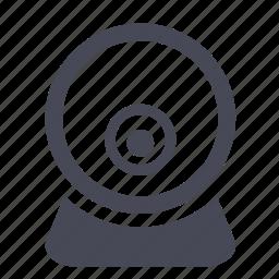 cam, camera, movie, recording, stream, video, webcam icon