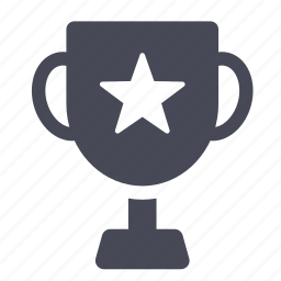 achievement, award, medal, prize, winner icon