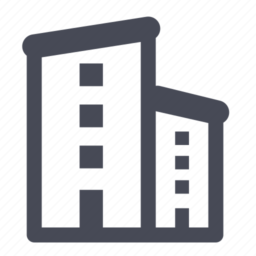 building, business, home, house, office icon