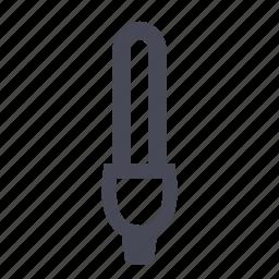 bulb, eco, idea, light, saving icon