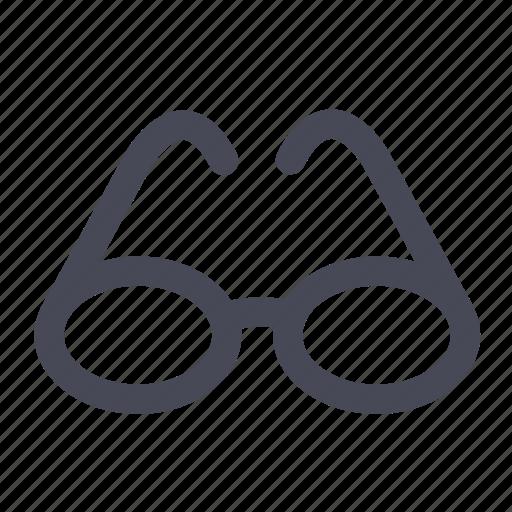 glasses, googleglass, read, reading, view icon