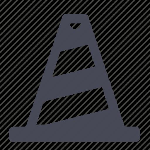 cone, traffic, transport, transportation icon