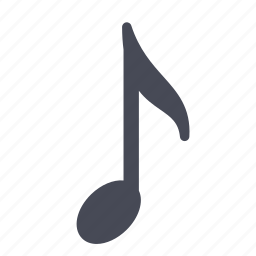 audio, movie, music, note, play icon
