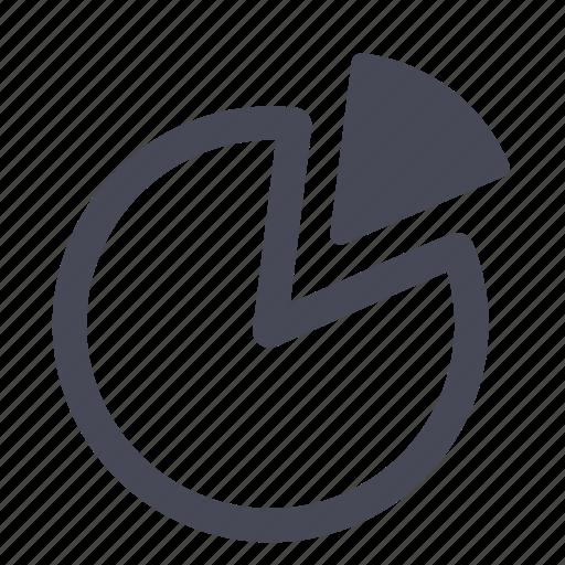 analytics, chart, graph, marketing, pie, report, statistics icon