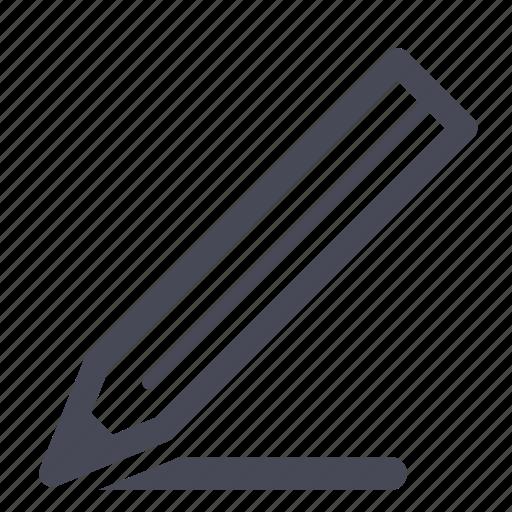 compose, document, edit, new, pen, pencil, write icon