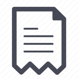 document, file, paper, text, word icon