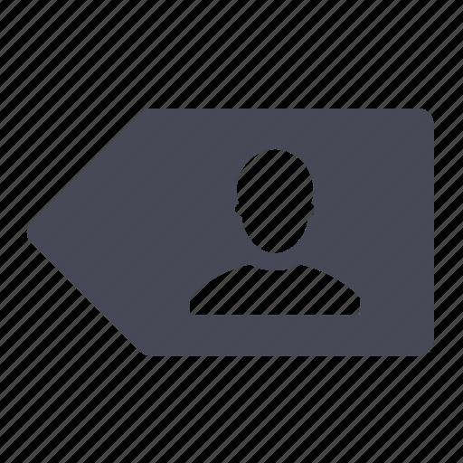 add, female, male, man, tag, user icon