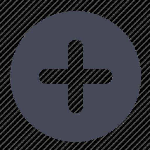 add, compose, create, new, plus icon
