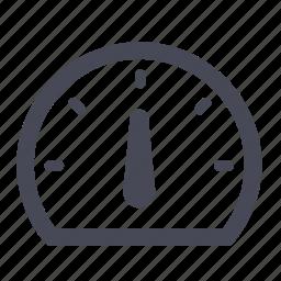 dashboard, gauge, speed, widgets icon