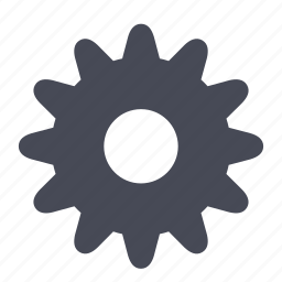 gear, options, preferences, settings, tools icon