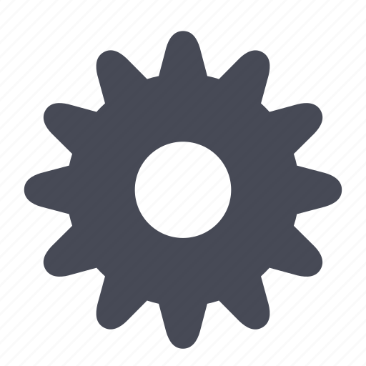 Gear, settings, tools, preferences, options icon