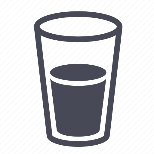 Drink, glass, soda, water icon | Icon search engine
