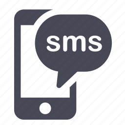 chat, message, mobile, sms icon