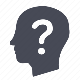 brain, help, mind, question, support, talk, thinking icon