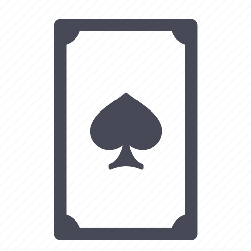card, cards, spades icon