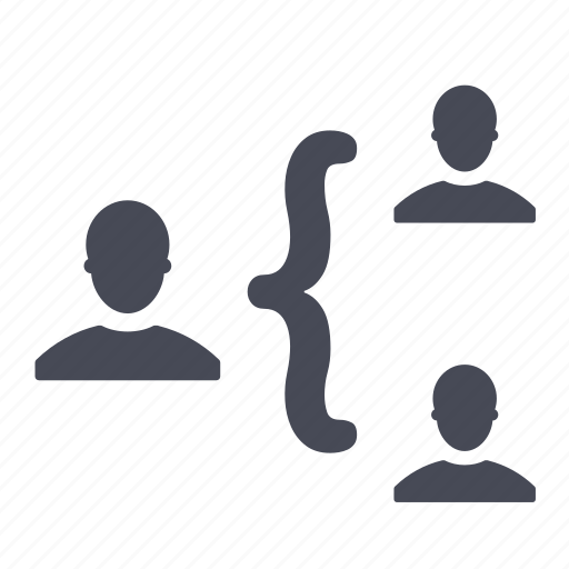 connection, connections, hierarchy, network, relations, social, structure icon