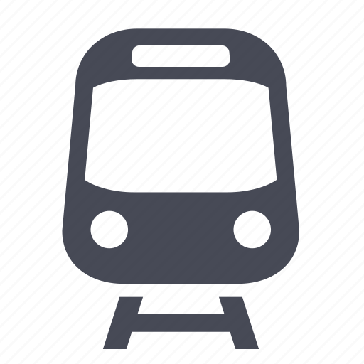 rail, traffic, train, transport, transportation, travel icon