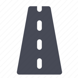 highway, road, traffic, transportation icon