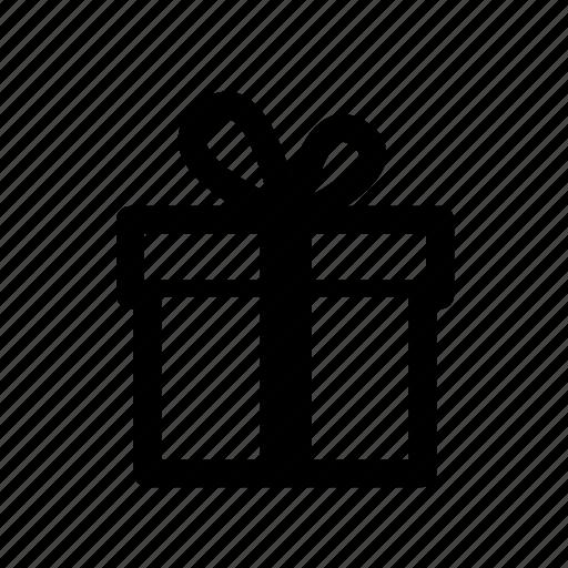 birthday, box, christmas, free, gift, present icon