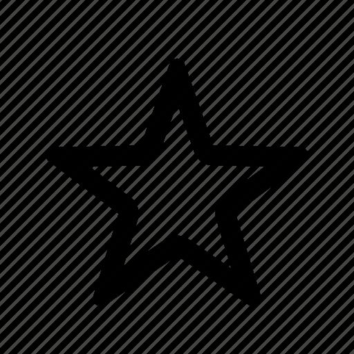 favorite, favorites, star icon