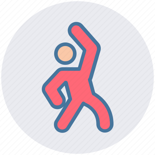 Body, exercise, exercising, gym, man, stretching, workout icon - Download on Iconfinder