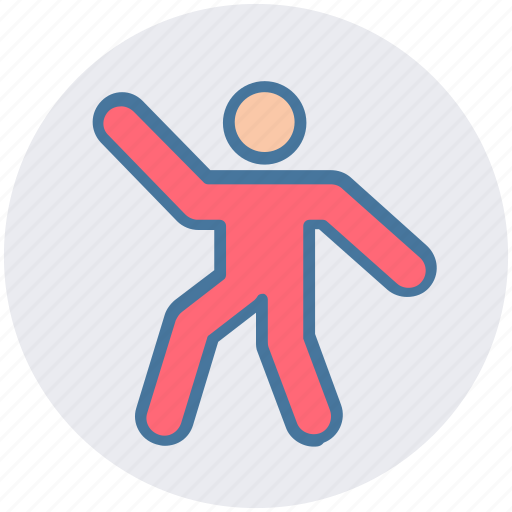 Exercise, fitness, training, workout, yoga icon - Download on Iconfinder