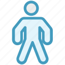 character, fighter, figure, judo, man, miffed, stretching icon