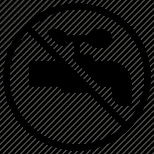 cancel, forbidden, no, stop, stream icon
