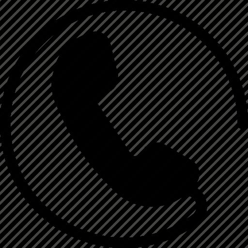 chat, communication, phone, smartphone, telephone icon