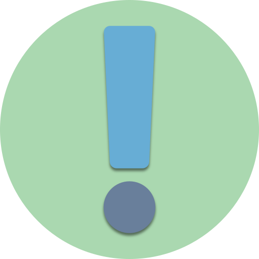 Exclamation, alarm, alert, attention, caution, danger, error icon - Free download