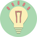 lamp, electricity, energy, idea, light, plug, power icon