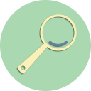 magnifier, search, business, zoom, seo, find, view