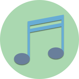 audio, media, melody, music, player, sound, volume icon