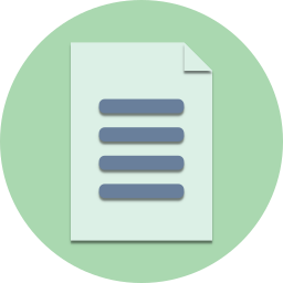 files, note, page, paper, print, sheet, text icon