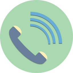communication, connection, network, phone, smartphone, social, telephone icon