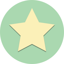 achievement, award, badge, favourite, like, rating, star icon