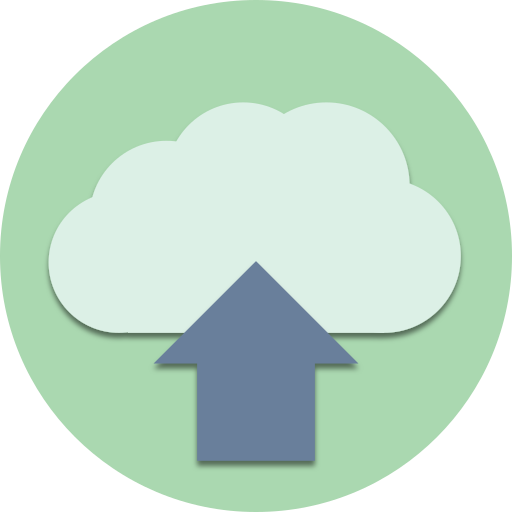 cloud, data, database, download, guardar, save, storage, upload icon