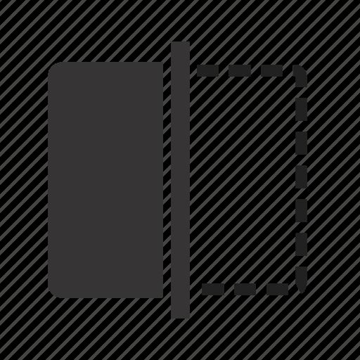 change, flip, flipchart, frame, image, presentation, screen icon