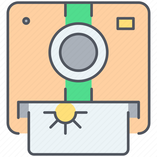 camera, photo, photography, picture, polaroid, selfie, snapshot icon