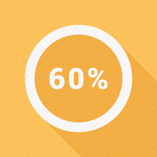 Graphic, info, percent, sixty icon - Download on Iconfinder