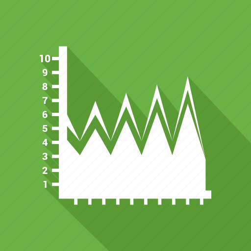 Bar chart, bar graph, financial chart, graphic, info icon - Download on Iconfinder