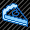 apple, bakery, dessert, pastry, pie, pumpkin icon
